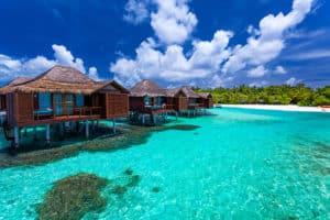 Traumhafte Ressorts auf den Malediven