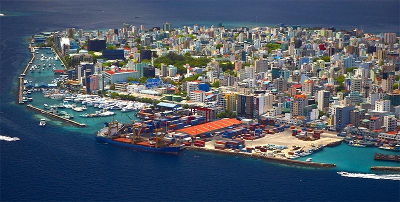 Malediven Hauptstadt