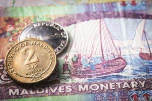 Maledivisches Geld - Rufiyaa