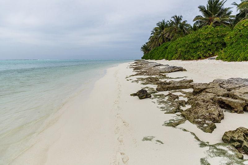 Die Malediven und der Umweltschutz