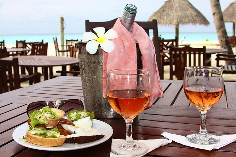Küche der Malediven - lecker und fantasievoll