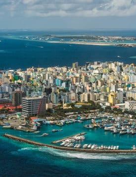 Malé - die zwei Gesichter der Inselhauptstadt