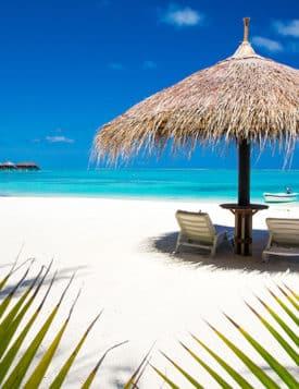 Schöne Malediven Inseln zu kleinen Preisen